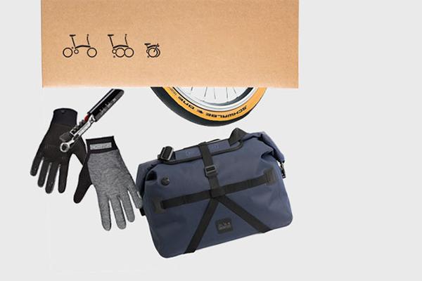 Brompton Bicycle deliveries