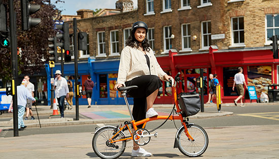 Brompton Bicycle Help Me Choose